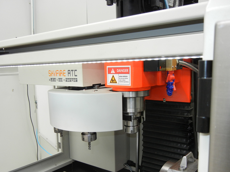 SVM-2VMC Workstation-SKYFIRE CNC