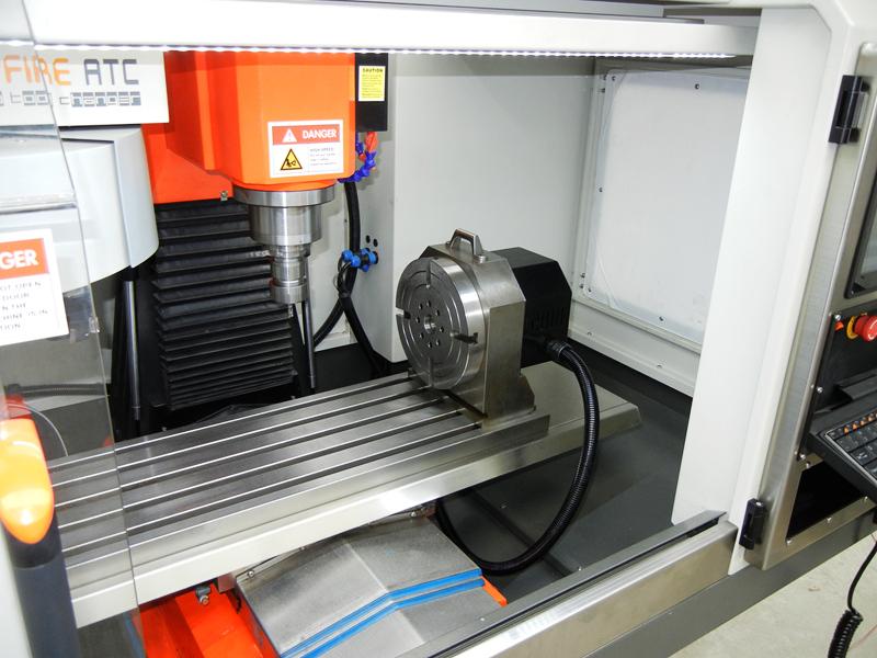 SVM-2VMC Workstation-SKYFIRE CNC